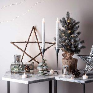Arbol de navidad de adorno