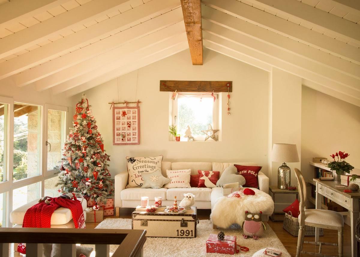 Banner decora tu árbol de navidad