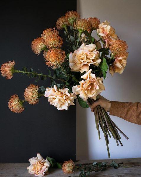 Flores para casa