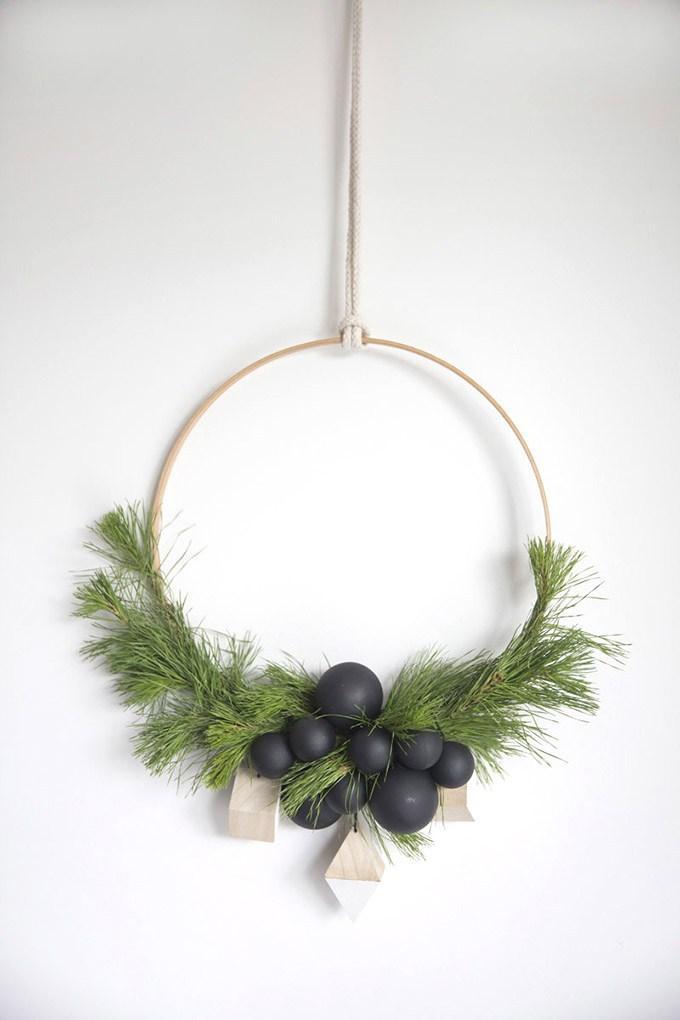 5 Manualidades: Decoraciones Navideñas Nórdicas