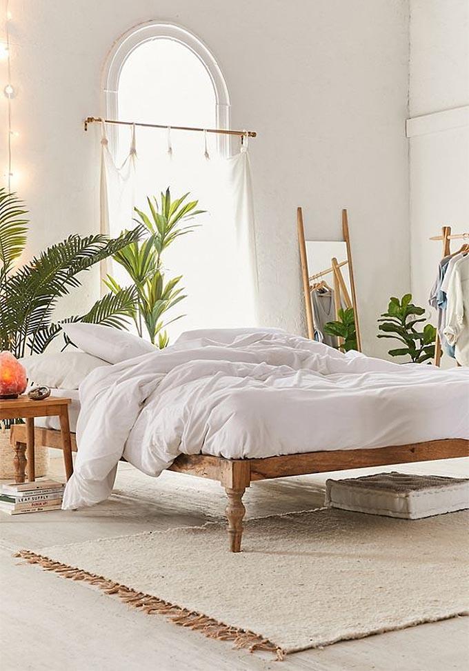 Como conseguir el dormitorio Boho Chic perfecto: Te contamos los trucos que necesitas, y te damos ideas para conseguirlo.