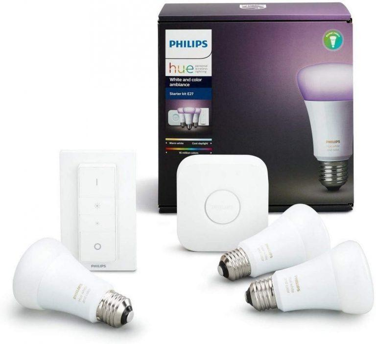 luces inteligentes para casa