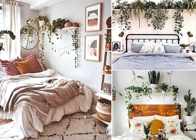 Como conseguir el dormitorio Boho Chic perfecto. Te mostramos tres ideas para tu habitación Boho